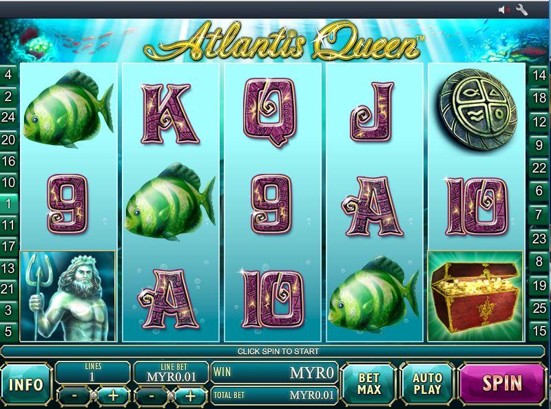 Alantis Queen