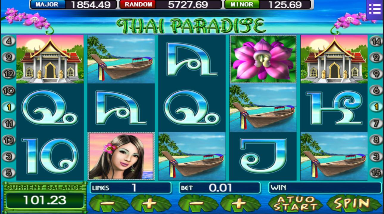 Visit Thai Paradise Slots With No Download